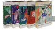 First edition of the Prydain Chronicles; want!