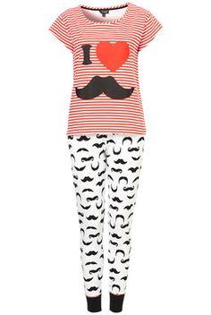estos pijamas.
