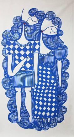 AntiparosMural τέχνης από Sonke