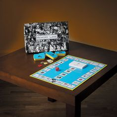 Such a fun family memories game. Check out the link to make your own game.