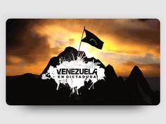 Logo Animation ▸ Venezuela En Dictadura by GO AUDIOVISUAL on Dribbble
