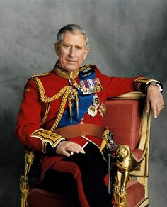 historyofthemonarchy: PHOTO: Prince Charles'...