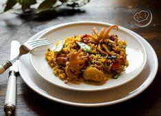 receta de arroz con pulpitos