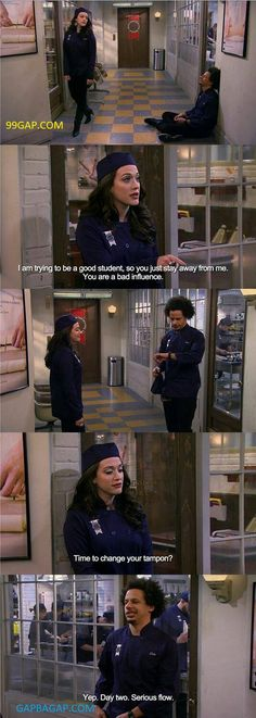 #FunnyPictures Collection From #TwoBrokeGirls #FunnyMemes