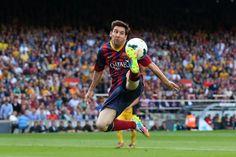 Lionel Messi luôn là ngôi sao số 1 của Barcelona