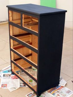 Diy Projects To Try, Home Projects, Paint Furniture, Home Furniture, Diy Furniture Restoration, Tv Stand Designs, Home Organisation, House Design Photos, Affordable Furniture