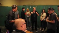 """Rascal Flatts rehearsing """"Happy"""" backstage before the show!  Show aired August, 2014"""