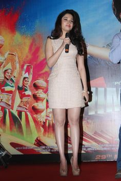 Tamannah Bhatia at First Look Launch of Himmatwala.