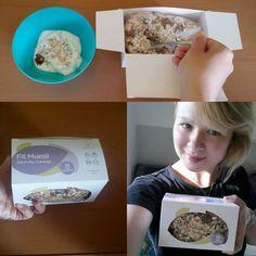 Noro! Sladkanje in zdrav obrok hkrati!  Je imela Urška na sliki zajtrk, malico ali sladico?   Kakorkoli že, z Golden Tree Fit Muesli ne moreš zgrešiti.  :)   Gre za edinstveno mešanico super živil, žit, semen in oreščkov, ki bo poskrbela za pravo razvajanje želodčka in brbončic.   Kaj vse vsebujejo in kakšne super učinkovine se skrivajo v posameznih sestavinah, pa si preberi na povezavi.