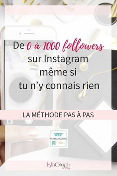 De 0 à 1000 followers sur Instagram même si tu n'y connais rien : la méthode pas à pas #instagram #instagramtips #followersinstagram via @islagraphh Bio Instagram, Followers Instagram, Youtube N, Seo Tutorial, Web Design, Instagram Marketing Tips, Business Entrepreneur, Blog Tips, Social Media Tips