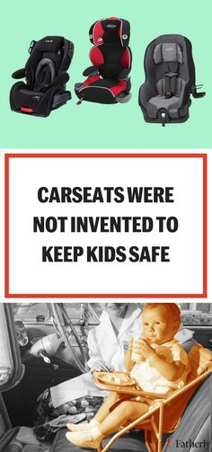Safe car seats are a modern phenomenon. Here's how the car-seat industry went from untested novelties to the highest standards in safety. Baby Registry List, Baby Registry Must Haves, Baby Must Haves, Parenting Done Right, Parenting Hacks, Car Seat Guidelines, Travel Car Seat, Best Car Seats, Advice For New Moms