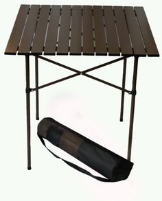 Save $ 18.37 order now Table in a Bag TA2727 Tall Aluminum Portable Table With C