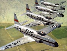 Lockheed F-80 Shooting Star