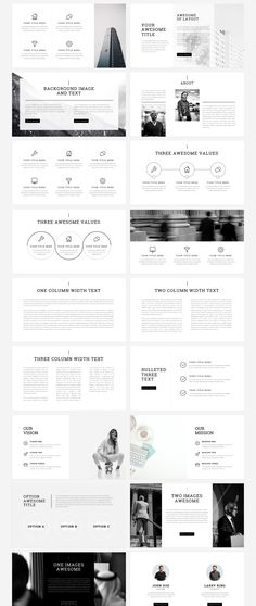 A powerful & creative slide presentation available for PowerPoint and Keynote. It comes with 100+ unique presentation slides with great professional layout and creative design. Slab makes it easy to change colors, modify shapes, texts, & charts, all shapes are editable. Includes a fabulous set of 800 vector icons and Apple device mockups.
