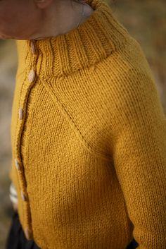 Ravelry: Carbeth Cardigan pattern by Kate Davies