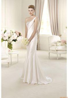 Vestidos de noiva Pronovias Unice 2013