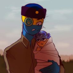 Ussr x Ukraine comic - CountryHumans History Memes, Art History, Familia Anime, Paintings Famous, Ukrainian Art, Principles Of Art, Fantasy Characters, Fictional Characters, History Teachers