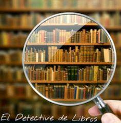 """Ahijada """"El Detective de Libros"""""""