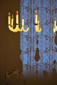 #lamp #candle #chandelier #furniture #designweek #mdw15 #fuorisalone #tortona