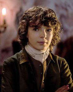 Fergus | Outlander Season 2 | 'La Dame Blanche'