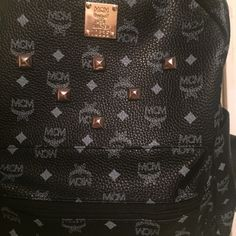 For Sale: Mcm Book bag Authentic  for $450