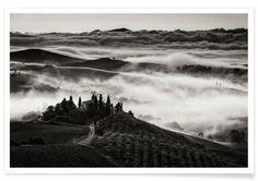 Tuscany - Nina Pauli als Premium Poster von 1x   JUNIQE