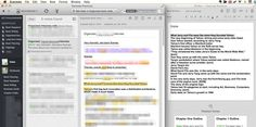 How I Wrote A 90,000 Word Book Using Evernote From Start To Finish Writing a book in Evernote makes it easy to get quick access to your research. Here was my process.