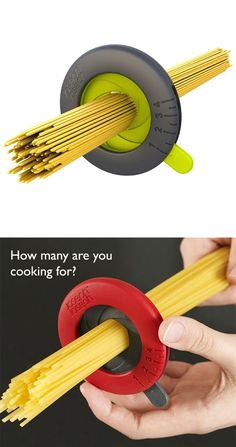 Spaghetti measure! #product_design