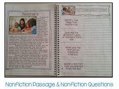 Teacher Appreciation Week reading activities