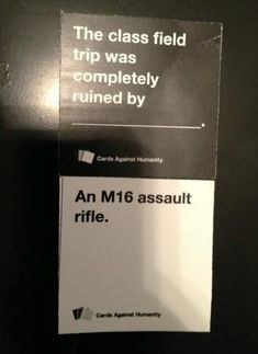 The 27 Most Offensively Funny Cards Against Humanity Answers Ever - Funny Offensive Memes - - The 27 Most Offensively Funny Cards Against Humanity Answers Ever Memes Humor, Dark Humour Memes, Dark Memes, Jokes, Cards Agains Humanity, Funniest Cards Against Humanity, Cards Vs Humanity, Tumblr Posts, Funny Images