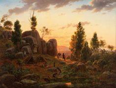 Eugene-von-Guerard-auction.jpg (719×549)