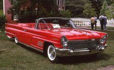 1960 Lincoln Continental Mark V convertible American Classic Cars, Ford Classic Cars, Lincoln Continental, Muscle Cars, Vintage Cars, Antique Cars, Convertible, Lincoln Motor, Nissan 350z