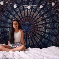 mandala tapestry tumblr - Google Search