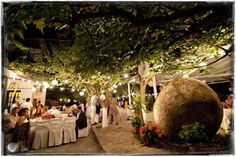 Taverna Volax - wedding reception