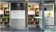 Box Kitchen by Clei