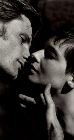 Vigo Mortensen & Isabella Rossellini by Bruce Weber 1990