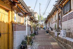 Gyeongju, Seoul, Bukchon Hanok Village, Imagines, South Korea, Wonders Of The World, Places To Go, Deco, Bucket