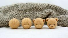 moje misie <3 ... Joanna Zatorska, #felt , joannazatorska.blogspot.com , #toy , #Fartfilcinietylko .