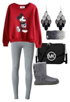 """Mickey"" by wolfemadelyn on Polyvore"