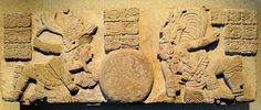 Divine Gods Of Tonina. National Museum of Anthropology and History or Museo Nacional de Antropología e Historia or…