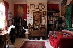 Bohemian Home   @invokethespirit