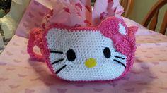 Hello Kitty Purse ~ free pattern ᛡ