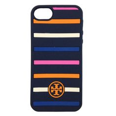 Tory Burch iPhone 5 Silicone Case Stripes Black  you can find these cases cheap in amazon. click here!