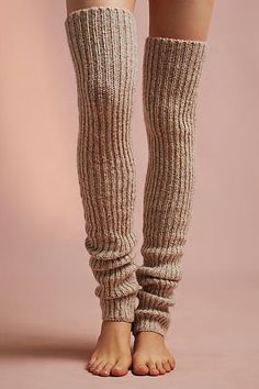 Pure + Good Arabella Leg Warmers