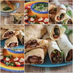 Barry Gerber creates a Mexican feast in this week's challenge! Click on the pic to discover what tasty delights this 4 course #recipe offers. #picknpay #freshlyblogged