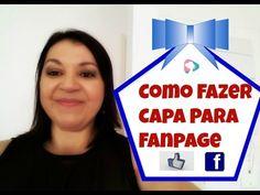 CAPA PARA FANPAGE | Como Fazer Capa Para Fanpage - # Minicurso Aula 09 |...