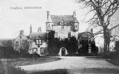 Craighlaw House, Kirkcowan around 1899-1900