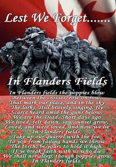 Remembrance Day Pictures Canada With Poppy Flower Remembrance Day Pictures, Remembrance Day Poppy, Canada Day Crafts, Canadian Soldiers, Ww2 Posters, Famous Poems, Flanders Field, Canadian History, Lest We Forget