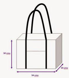 Risultati immagini per tutorial cabas reversibles Diy Sac, Sacs Diy, Couture Sewing, Bag Patterns To Sew, Leather Bags Handmade, Fabric Bags, Fabric Manipulation, Cloth Bags, Sewing Tutorials