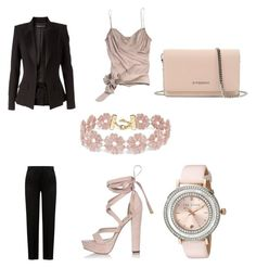 """""""Untitled #2"""" by p-androulidaki on Polyvore featuring Alexandre Vauthier, Alberta Ferretti, John Galliano, River Island, Givenchy, BaubleBar and Ted Baker"""